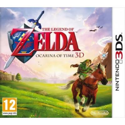The Legend of Zelda: Ocarina of Time 3D [3DS, английская версия]