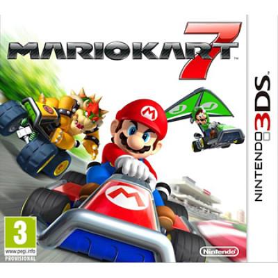 Игра для Nintendo 3DS Mario Kart 7 (русская версия)