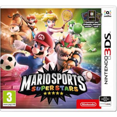 Mario Sports Superstars [3DS, английская версия]