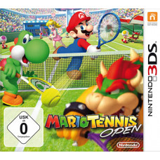 Mario Tennis Open [3DS, английская версия]