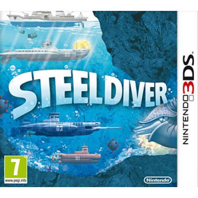 Steel Diver [3DS, английская версия]