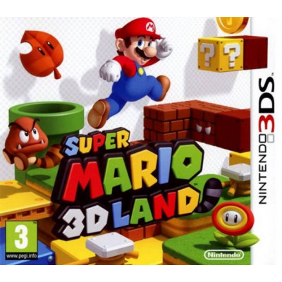 Super Mario 3D Land [3DS, русская версия]