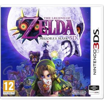 The Legend of Zelda: Majora's Mask 3D [3DS, русская версия]