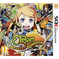 Etrian Mystery Dungeon [3DS, английская версия]