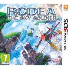 Rodea: The Sky Soldier [3DS, английская версия]