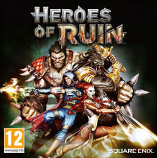 Heroes of Ruin [3DS, английская версия]