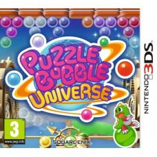 Puzzle Bobble Universe [3DS, английская версия]