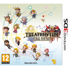 Theatrhythm: Final Fantasy [3DS, английская версия]