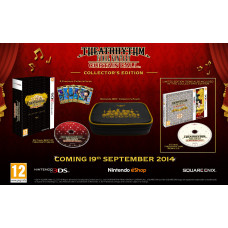Theatrhythm Final Fantasy: Curtain Call. Collector's Edition [3DS, европейская версия]