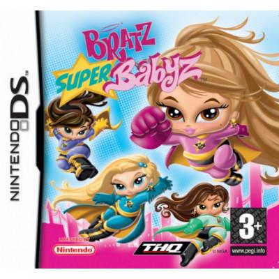 Bratz Super Babyz [DS, английская версия]