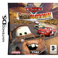 Disney/Pixar Cars. Mater National Championship [DS, английская версия]