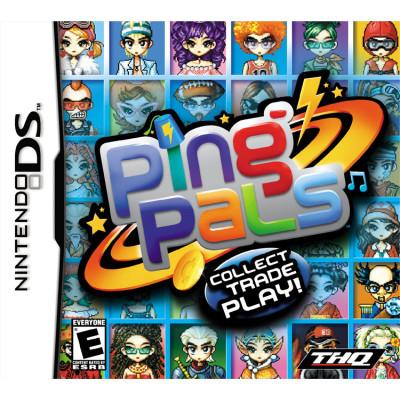 Ping Pals [DS, английская версия]