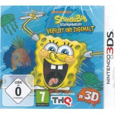 SpongeBob Squigglepants [3DS, английская версия]