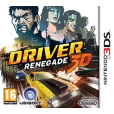 DRIVER Renegade 3D [3DS, английская версия]