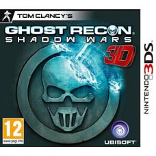 Ghost Recon Shadow Wars [3DS, английская версия]