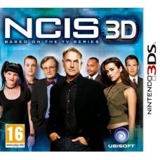 NCIS 3D [3DS, английская версия]