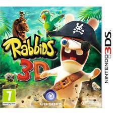 Rabbids 3D [3DS, английская версия]