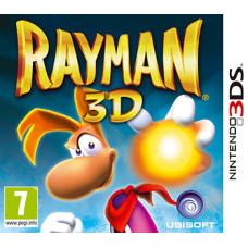 Rayman 3D [3DS, английская версия]
