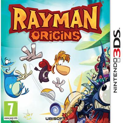 Rayman Origins [3DS, английская версия]
