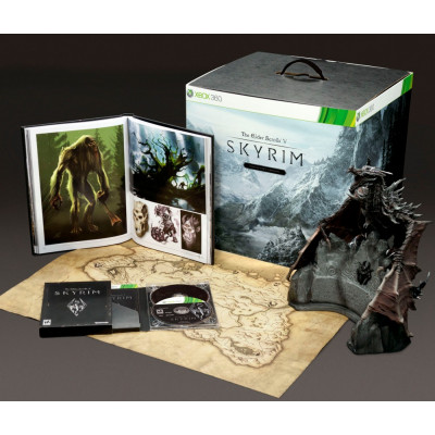 The Elder Scrolls V: Skyrim. Collector's Edition [PS3,XBOX360,PC]