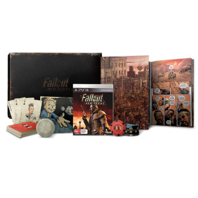 Fallout: New Vegas. Collector's Edition [PC,PS3,XBOX360, американская версия]
