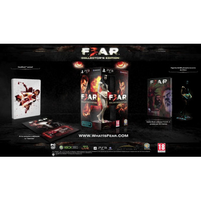 F.E.A.R 3. Collector's Edition [PC,PS3,XBOX360, европейская версия]