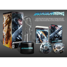 Metal Gear Rising: Revengeance. Limited Edition [PS3,XBOX360, американская версия]