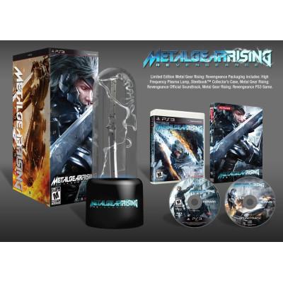 Metal Gear Rising: Revengeance. Limited Edition [PS3,XBOX360, американская версия]