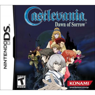 Castlevania: Dawn of Sorrow [DS, английская версия]