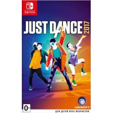 Just Dance 2017 [NS, английская версия]
