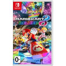 Mario Kart 8 Deluxe [NS, русская версия]