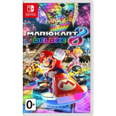 Игра для Nintendo Switch Mario Kart 8 Deluxe (русская версия)