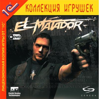 El Matador (1С:Коллекция игрушек) [PC, Jewel, русская версия]