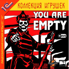 You Are Empty (1С:Коллекция игрушек) [PC, Jewel, русская версия]