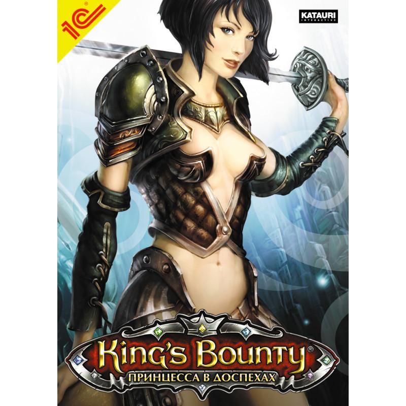 King's Bounty: Принцесса в доспехах + crack (noDVD) Русская версия.