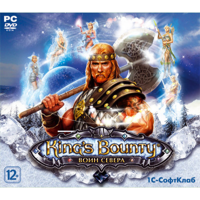 King's Bounty: Воин севера [PC, Jewel, русская версия]