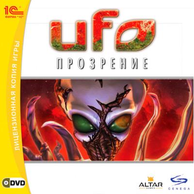 UFO: Прозрение [PC, Jewel, русская версия]