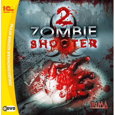 Zombie Shooter 2 [PC, Jewel, русская версия]