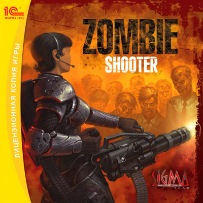 Zombie Shooter [PC, Jewel, русская версия]