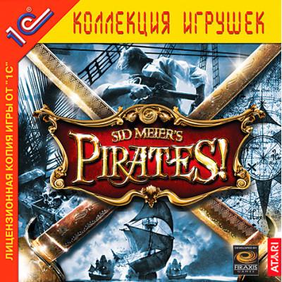 Sid Meier's Pirates! (1С:Коллекция игрушек) [PC, Jewel, русская версия]