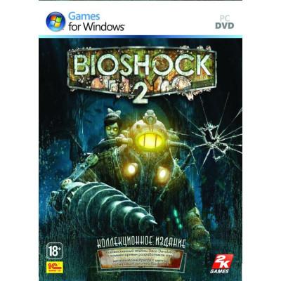 Bioshock 2. Коллекционное издание [PC, русская версия]