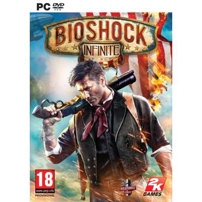 BioShock Infinite [PC, русские субтитры]