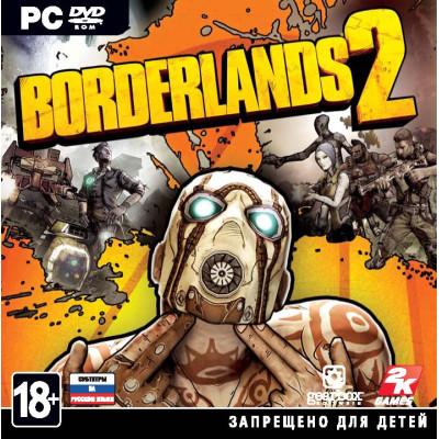 Borderlands 2 [PC, Jewel, русские субтитры]