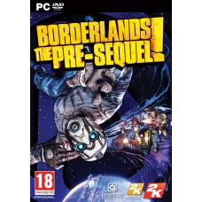 Borderlands: The Pre-Sequel [PC, английская версия]