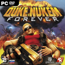 Duke Nukem Forever [PC, Jewel, русская версия]