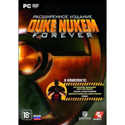 Duke Nukem Forever. Расширенное издание [PC, русская версия]