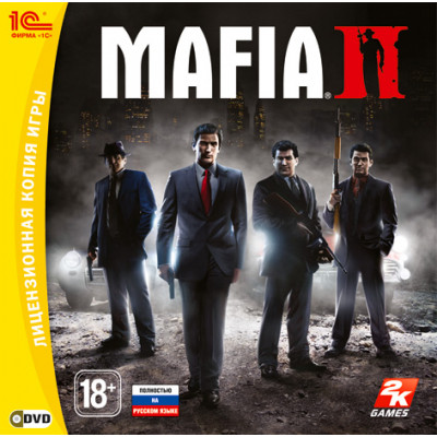 Mafia II [PC, Jewel, русская версия]