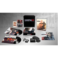 Mafia III. Коллекционное издание [PS4, русские субтитры]