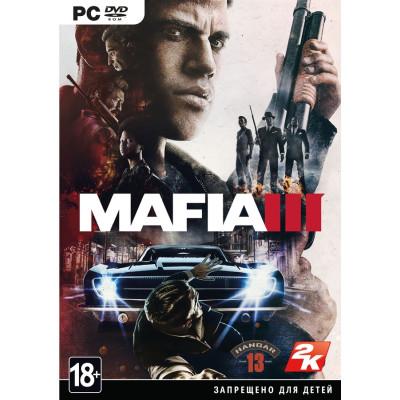 Игра для PC Mafia III (русские субтитры)