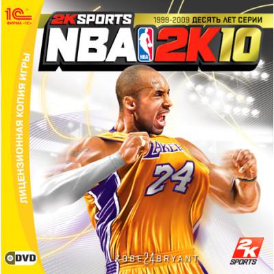 NBA 2K10 [PC, Jewel, русская версия]
